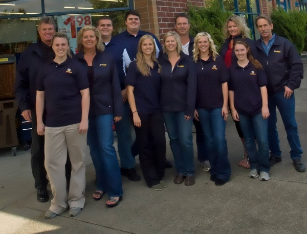 TWGW, Inc. - Wilsons NAPA Auto Parts Family Photo