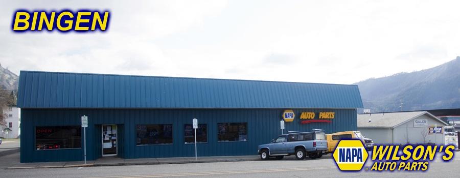 TWGW Inc. - Wilsons NAPA Auto Parts Bingen
