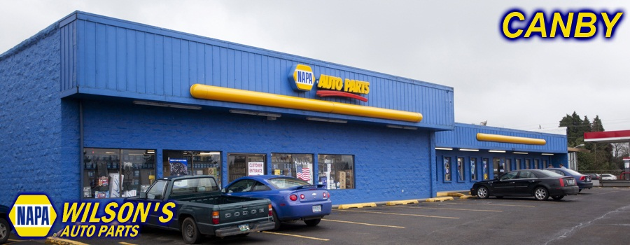 TWGW Inc. - Wilsons NAPA Auto Parts Canby