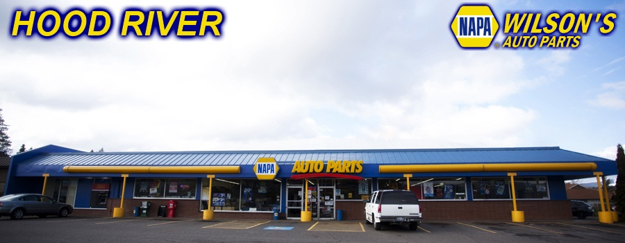 TWGW Inc. - Wilsons NAPA Auto Parts Hood River