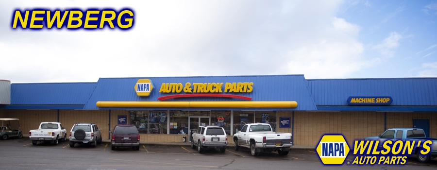 TWGW Inc. - Wilsons NAPA Auto Parts Newberg