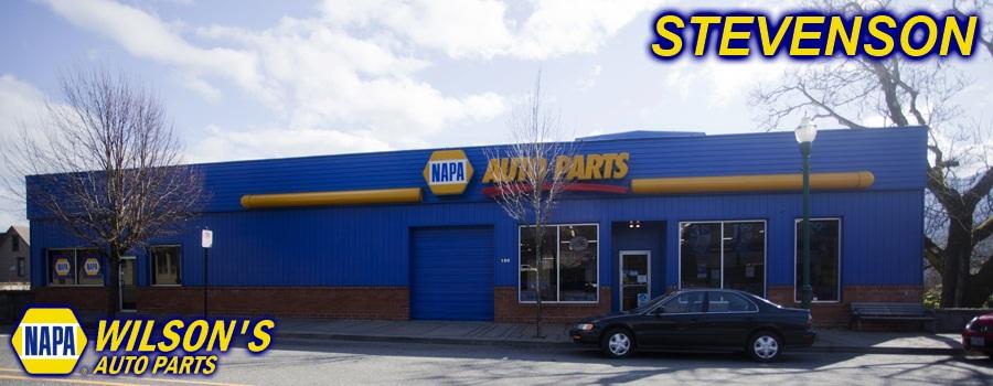 TWGW Inc. - Wilsons NAPA Auto Parts Stevenson