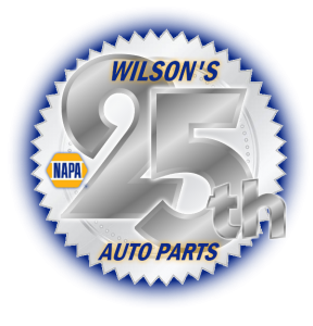 TWGW INC - WILSONS NAPA AUTO PARTS 25TH ANNIVERSARY
