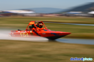 Sprint Boat Racing and The Field of Dreams - Photo Courtesy of DeFord Photo