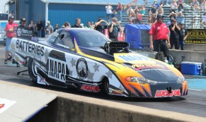 Wilson's NAPA Auto Parts Starting Line Experience