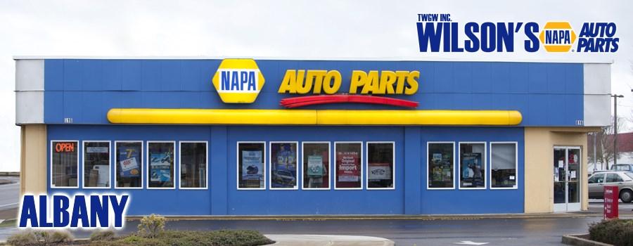 Wilson's NAPA Auto Parts - Albany