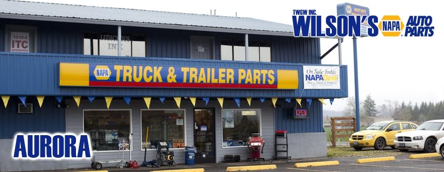 TWGW Inc. - Wilsons NAPA Auto Parts Aurora