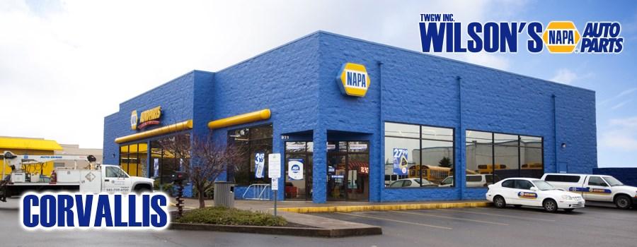 TWGW Inc. - Wilsons NAPA Auto Parts Corvallis
