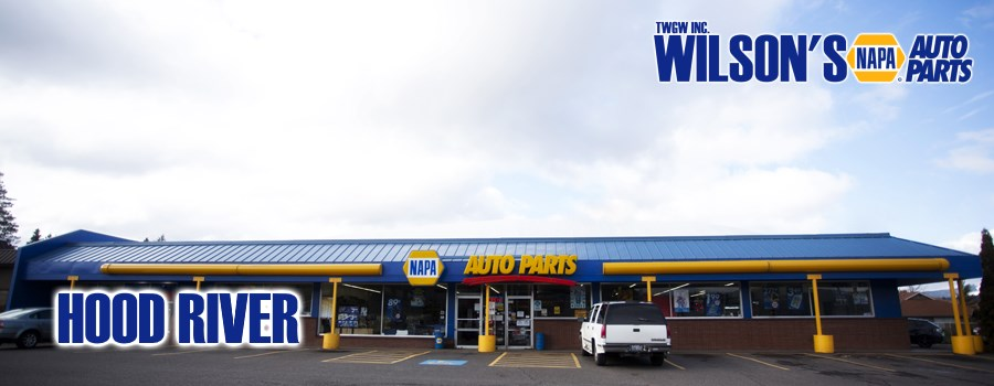 TWGW Inc. - Wilsons NAPA Auto Parts Hood River