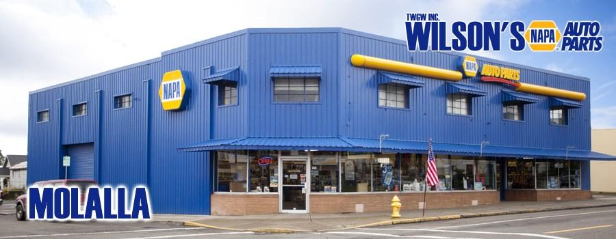 TWGW Inc. - Wilsons NAPA Auto Parts Molalla
