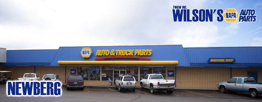 TWGW Inc. - Wilsons NAPA Auto Parts Newberg