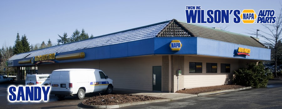 TWGW Inc. - Wilsons NAPA Auto Parts Sandy