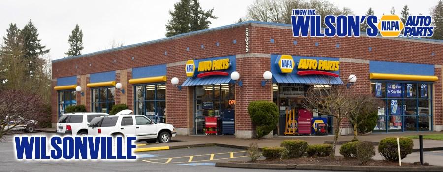 TWGW Inc. - Wilsons NAPA Auto Parts Wilsonville
