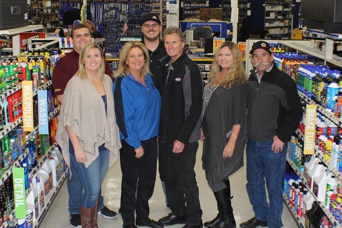 TWGW, Inc. - Wilsons NAPA Auto Parts Family Photo