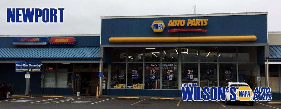 TWGW Inc. - Wilsons NAPA Auto Parts Newport