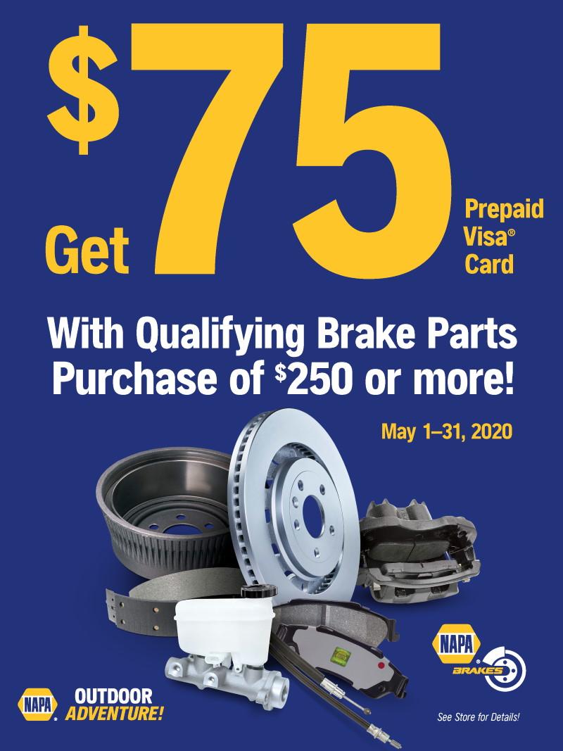 Wilsons Napa Auto Parts - Brake Parts