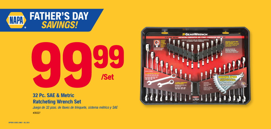 Wilsons NAPA Auto Parts - wrenches