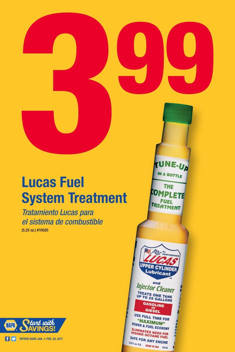 Wilsons Napa Auto Parts - Lucas