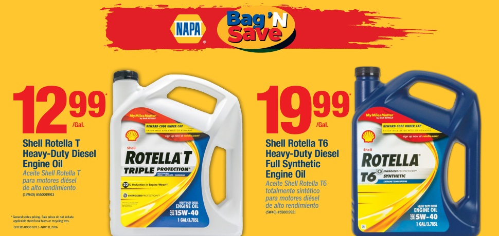 Wilsons Napa Auto Parts - Rotella